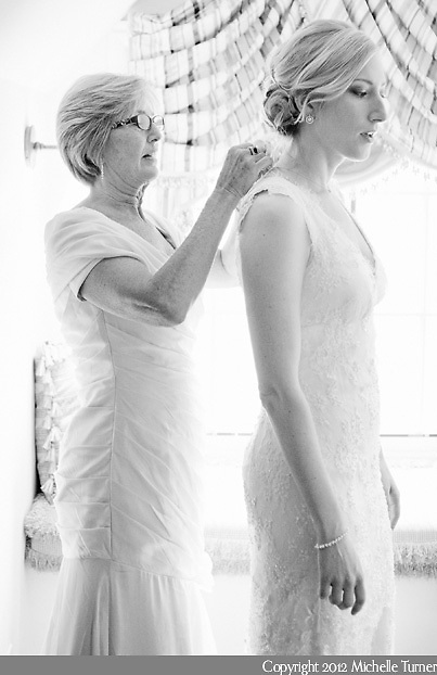 Bar Harbor Club Wedding.  Images by Maine Wedding Photographer Michelle Turner.