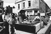 Enterprise Sound System, St. Paul's Carnival, 1985