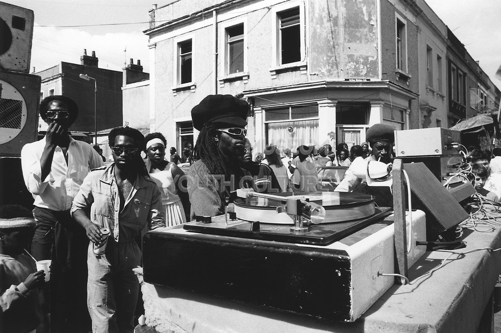 Enterprise Sound System, St. Paul's Carnival, 1985