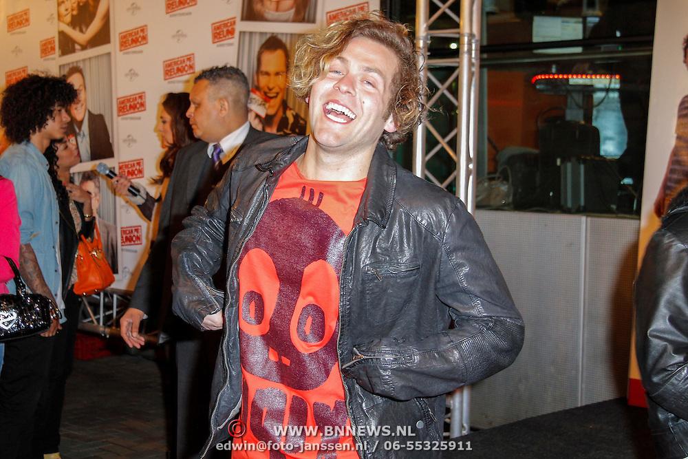 NLD/Amsterdam/20120326 - Inloop premiere American Pie: Reunion, Paul Turner