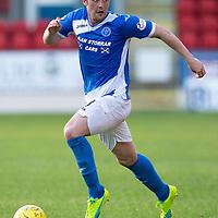 St Johnstone FC… Season 2016-17<br />Tam Scobbie<br />Picture by Graeme Hart.<br />Copyright Perthshire Picture Agency<br />Tel: 01738 623350  Mobile: 07990 594431