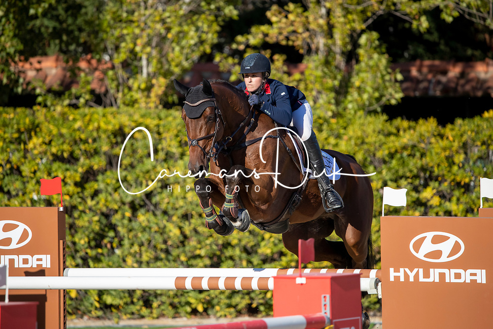 Smith Holly, GBR, Hearts Destiny<br /> FEI Jumping Nations Cup Final<br /> Barcelona 2019<br /> © Hippo Foto - Dirk Caremans<br />  03/10/2019