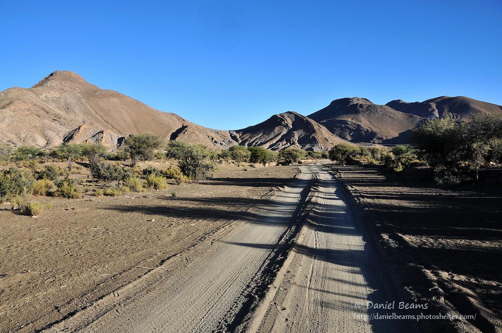 Desert Landscape, Potosi, Bolivia