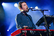 Photos of the Icelandic band Moses Hightower performing live at Harpa during Iceland Airwaves Music Festival in Reykjavik, Iceland. November 2, 2013. Copyright © 2013 Matthew Eisman. All Rights Reserved