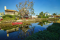 """A """"Street"""" in the Venice Canals"""