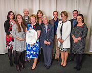 The 2015 Scottish Border Business Award winners for Best Social Enterprise Body:<br />