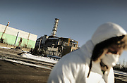 On April 26 - 2011.25 years after the Chernobyl disaster people are still suffering from the long term consequences of a nuclear meltdown. Countries affected struggle with cronic illness, contaminated food - For many their life ended with Chernobyl...<br /> Reactor no. 4 -