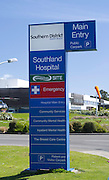 Southland Hospital, Invercargill New Zealand