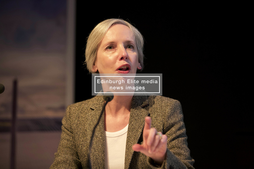 Caroline Gardner, Auditor General for Scotland, at a briefing on the Scottish budget held at the National Museum of Scotland. pic: Terry Murden @edinburghelitemedia