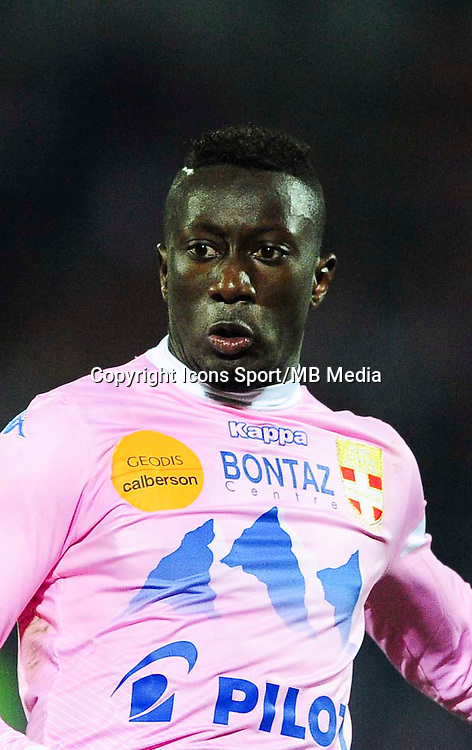 Youssouf SABALY - 15.03.2014 - Evian Thonon / Valenciennes - 29eme journee de Ligue 1<br /> Photo : Jean Paul Thomas / Icon Sport