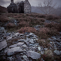 Low light at Dinorwic