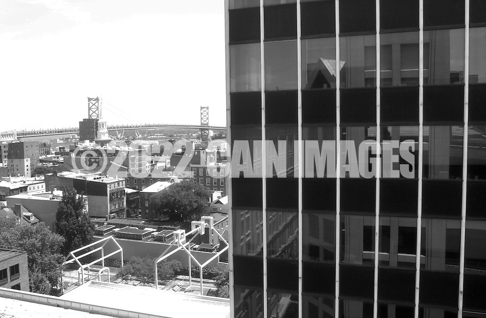 6/9/12 1:07:49 PM - Philadelphia, PA.. -- Cityscapes in Philadelphia, Pennsylvania. -- (Photo by William Thomas Cain/Cain Images)