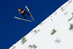 March 23, 2019 - Planica, Slovenia - Junshiro Kobayashi of Japan in action during the team competition at Planica FIS Ski Jumping World Cup finals  on March 23, 2019 in Planica, Slovenia. (Credit Image: © Rok Rakun/Pacific Press via ZUMA Wire)