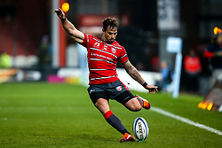 Danny Cipriani of Gloucester Rugby - Mandatory by-line: Robbie Stephenson/JMP - 16/11/2018 - RUGBY - Kingsholm - Gloucester, England - Gloucester Rugby v Leicester Tigers - Gallagher Premiership Rugby