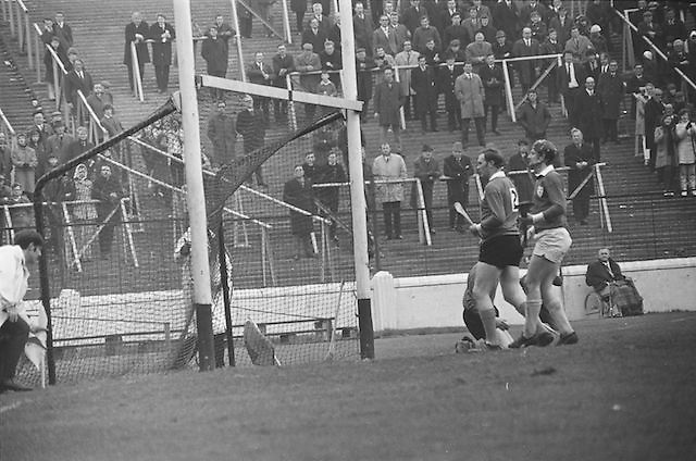 17.03.1971.Interprovincial Hurling Railway Cup. .Leinster v. Munster.