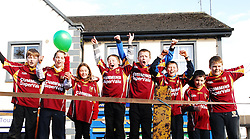 The future stars of Ballinrobe GAA Club enjoyed taking part in  the parade...Pic Conor McKeown