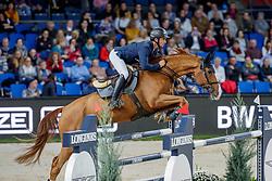 Guerdat Steve, SUI, Victorio Des Frotards<br /> Stuttgart - German Masters 2019<br /> © Hippo Foto - Stefan Lafrentz<br /> 14/11/2019