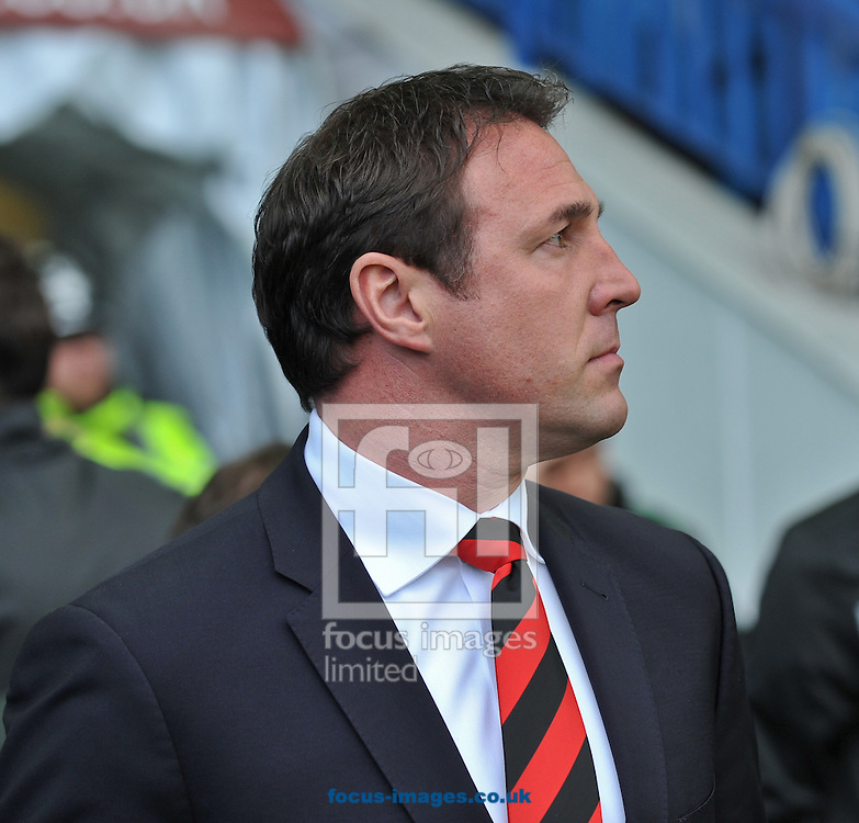 Picture by Richard Land/Focus Images Ltd +44 7713 507003.16/03/2013.Malky Mackay Manager of Cardiff City during the npower Championship match at Hillsborough, Sheffield.