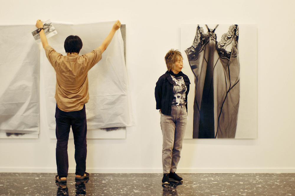 06 JUN 2005 - Venezia - La Biennale di Venezia: 51 Esposizione Internazionale d'Arte :-: Venice, Italy - 51st International Art Exhibition.