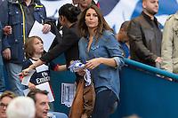Laury Thilleman - 30.05.2015 - Auxerre / Paris Saint Germain - Finale Coupe de France<br />Photo : Andre Ferreira / Icon Sport