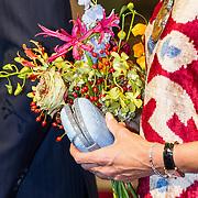 NLD/'Amsterdam/20170915 - Willem-Alexander en Máxima bij première 'Ode aan de Meester', Koningin Maxima