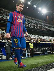 Lionel Messi retrospective 2012