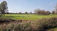 ALKMAA - Golfbaan Sluispolder, hole 14, FOTO KOEN SUYK