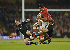 Cardiff-Rugby, International, New Zealand v Wales, November 24