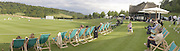 Sir Paul Getty's X1  v  Combined Services. Wormsley. 4 August 2002 © Copyright Photograph by Dafydd Jones 66 Stockwell Park Rd. London SW9 0DA Tel 020 7733 0108 www.dafjones.com