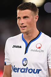 August 27, 2017 - Naples, Naples, Italy - Hans Hateboer of Atalanta BC during the Serie A TIM match between SSC Napoli and Atalanta BC at Stadio San Paolo Naples Italy on 27 August 2017. (Credit Image: © Franco Romano/NurPhoto via ZUMA Press)