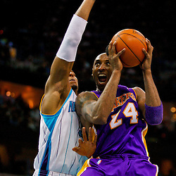 03-29-2010 Lakers at Hornets
