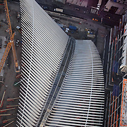 New York, 2015. il visionario Transportation Hub di Santiago Calatrava