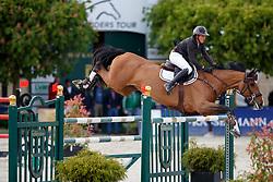 ECKERMANN Katrin (GER), Dalien Swally R.P.<br /> Hagen - Horses and Dreams meets the Royal Kingdom of Jordan 2018<br /> Grosser Preis der DKB Qualifikation DKB-Riders Tour<br /> 30 April 2018<br /> www.sportfotos-lafrentz.de/Stefan Lafrentz