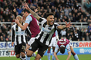Newcastle United v Aston Villa 190217