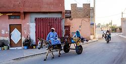 Street scene in, Oulad Barrehil, Taroudant Province, Souss-Massa region, Morocco<br /> <br /> (c) Andrew Wilson | Edinburgh Elite media