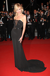 Natasha Poly  at the premiere of  Holy Motors   at the Cannes Film Festival, Wednesday, 23rd May 2012. Photo by: Stephen Lock / i-Images