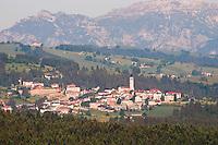 CESUNA DI ROANA (VI), ALTOPIANO DEI SETTE COMUNI, VENETO, ITALIA