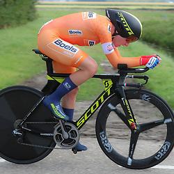 31-08-2017: Wielrennen: Boels Ladies Tour: Roosendaal  <br /> ANNEMIEK VAN VLEUTEN WINT TIJDRIT LADIESTOUR EN BOUWT DE LEIDENDE POSITIE UIT