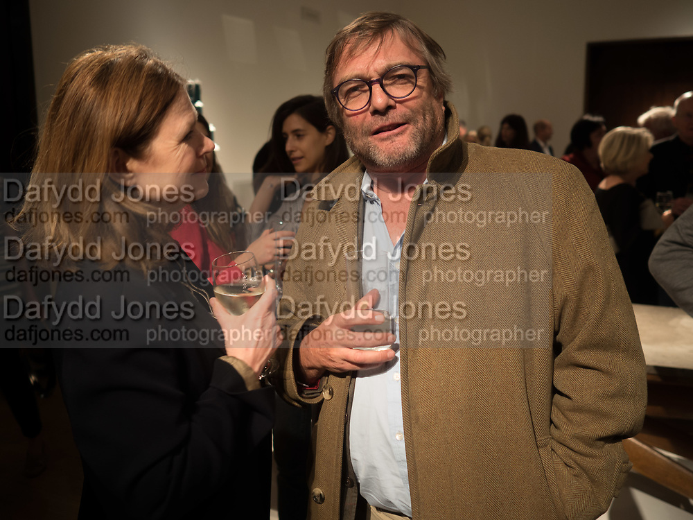 LUCINDA BREDIN; IVO DAWNAY, Launch of 'Taste: The Secret Meaning of Things' by Stephen Bayley, Christies. King St. 16 October 2017