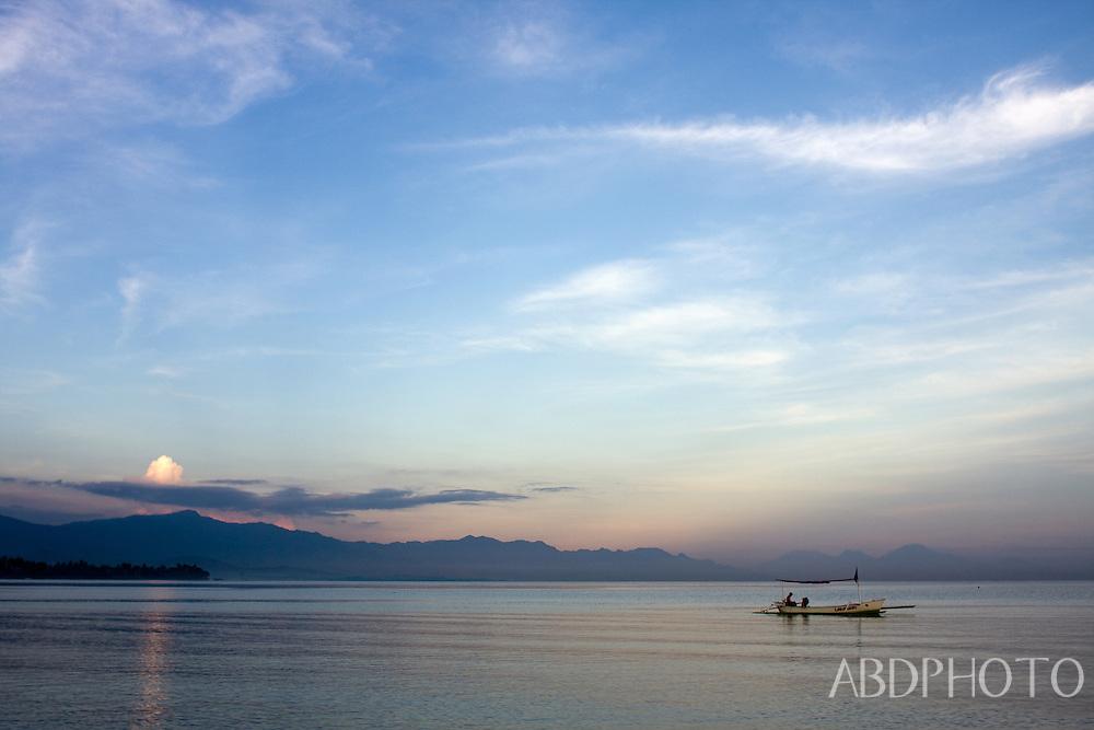 Lovina Sunrise Bali Indonesia