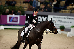 Brune Bernadette, (GER), Spirit Of The Age Old<br /> FEI World Cup Dressage Grand Prix <br /> FEI World Cup Neumünster - VR Classics 2017<br /> © Hippo Foto - Stefan Lafrentz