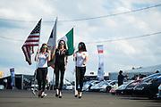 June 30- July 3, 2016: Round 3/4 - Watkins Glen, Lamborghini grid girls