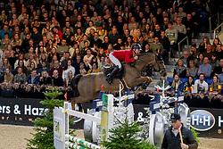 Schwizer Pius, SUI, Cortney Cox<br /> Jumping Mechelen 2019<br /> © Hippo Foto - Dirk Caremans<br />  30/12/2019