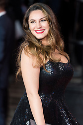© Licensed to London News Pictures. 02/11/2017. London, UK. KELLY BROOK attends the world film premiere of Murder On The Orient Express. Photo credit: Ray Tang/LNP
