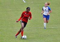 VMI women score late, force 1-1 tie in soccer vs Presbyterian