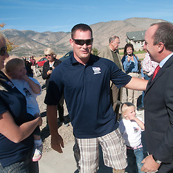 """Home for Our Troops"" - Dylan Gray - Wellington, Nev. - Oct. 22, 2011"
