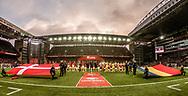 FOOTBALL: A generel view before the World Cup 2018 UEFA Qualifier Group E match between Denmark and Romania at Parken Stadium on October 8, 2017 in Copenhagen, Denmark. Photo by: Claus Birch / ClausBirch.dk.