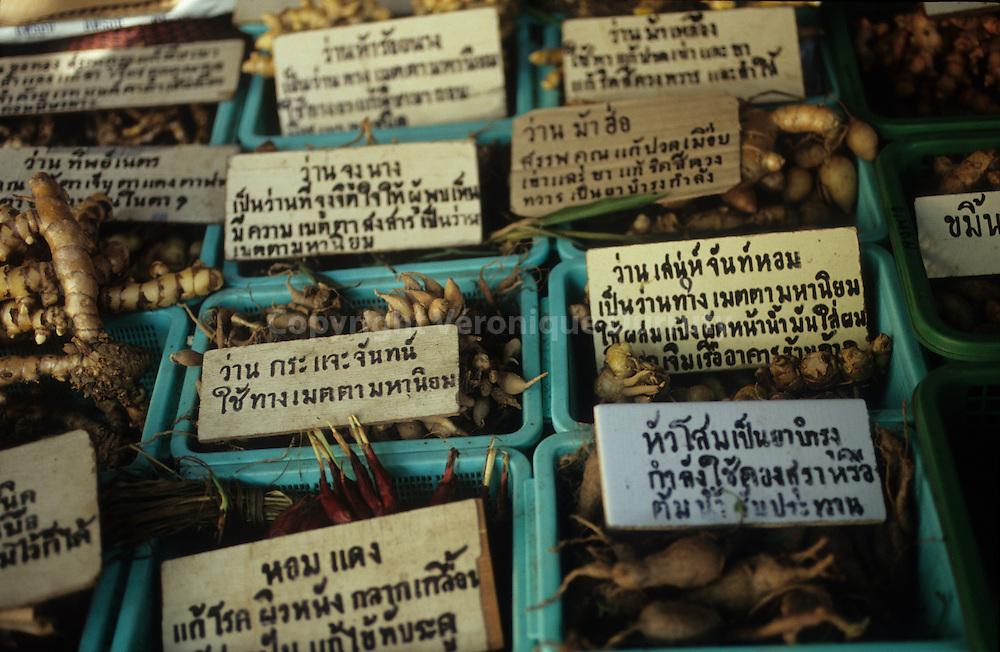 Thai perfumes