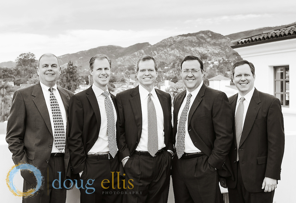 Business portraits and executive portraits, Santa Barbara CA and NYC.