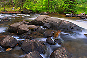 Rushing River <br />Rushing River Provincial Park<br />Ontario<br />Canada